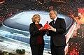 Carmena reivindica el urbanismo de consenso en la presentación del nuevo Santiago Bernabéu 06.jpg