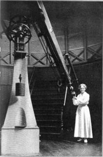 Caroline Furness American astronomer