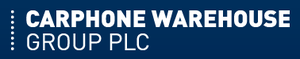 Carphone Warehouse - Former Carphone Warehouse Group plc logo in use until 2014 merger with Dixons Retail plc
