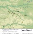 Carte du pagus du Tardenois à l'époque carolingienne.png