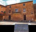 Casa de Francisco Grande Covián en Medinaceli (Soria).jpg