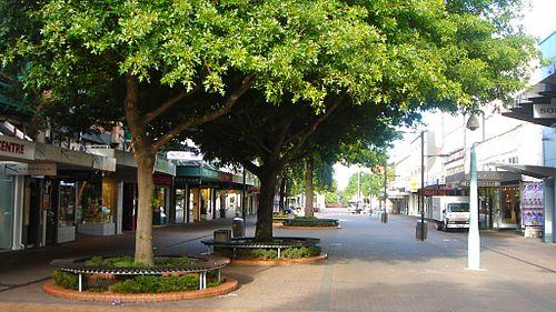 Cashel Mall, Christchurch6