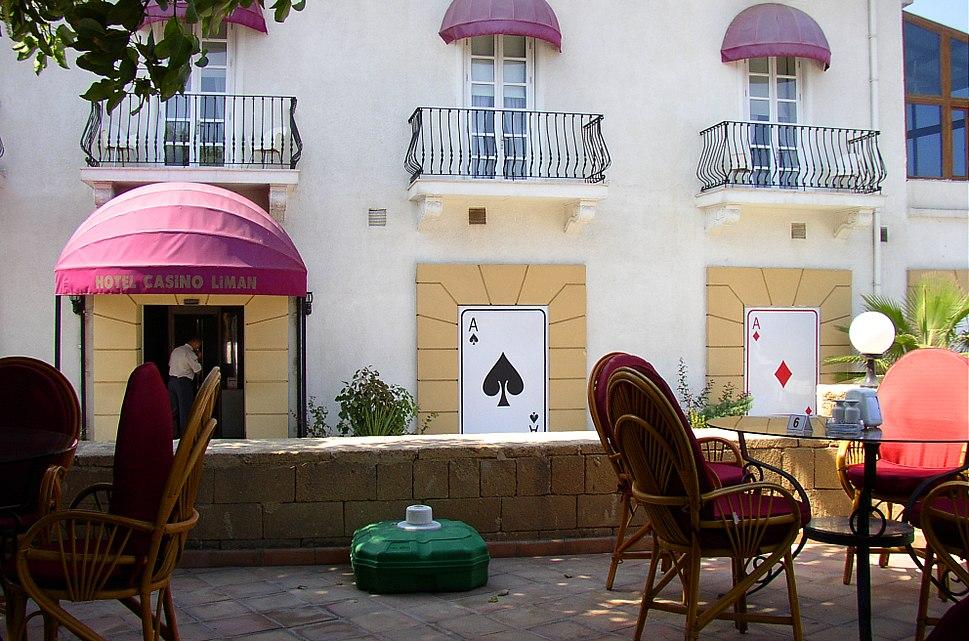 Casino in Girne (Nord-Cypern) 2003