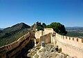 Castell Menor des de la torre de l'Esperó, Xàtiva.JPG