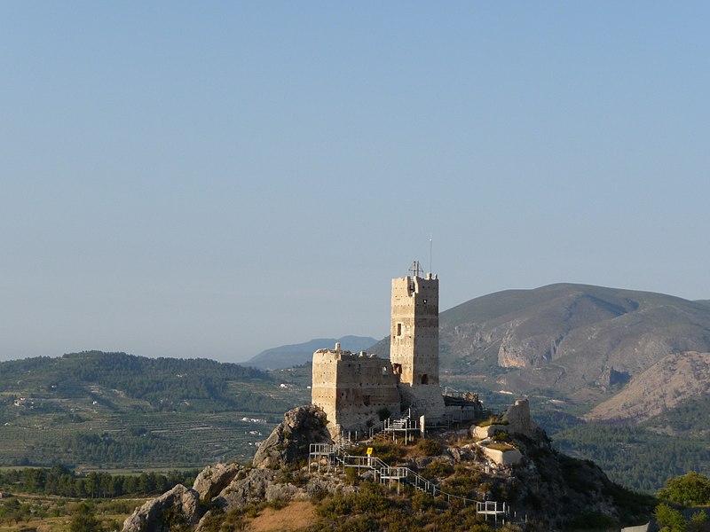 Castell de Penella - 01.JPG