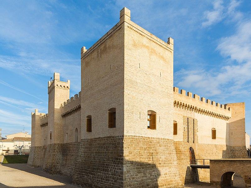 Castillo de Marcilla, Marcilla, Navarra, España, 2015-01-06, DD 01.JPG