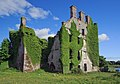 Castles of Connacht, Menlough, Galway (2) - geograph.org.uk - 1953895.jpg
