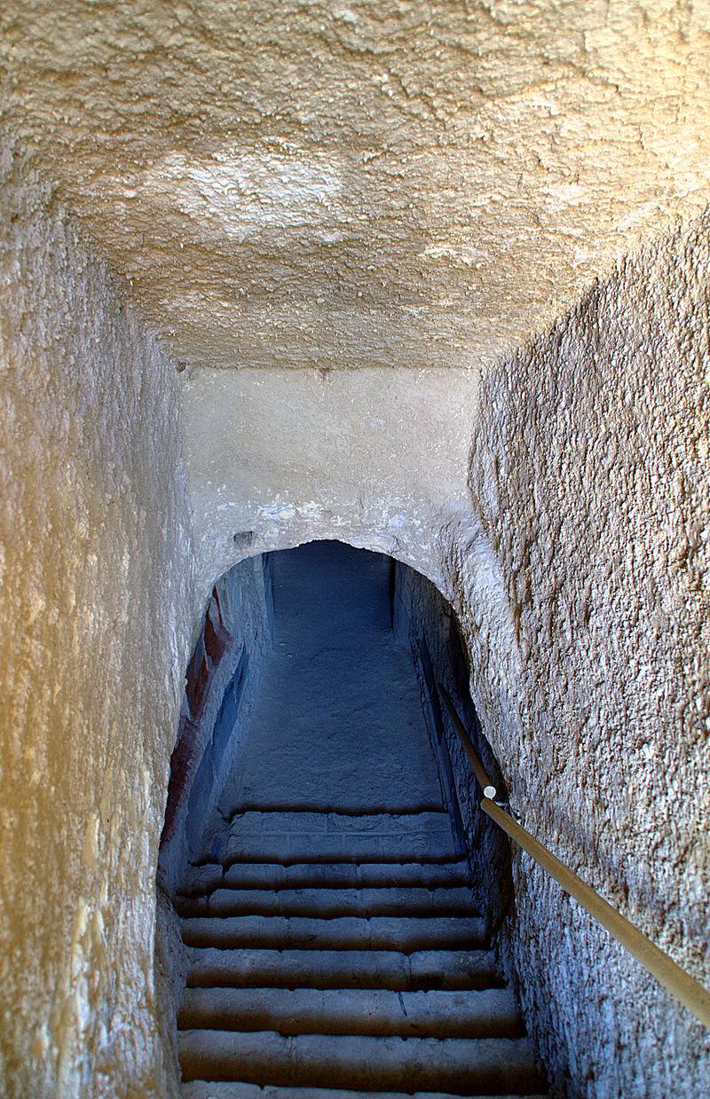 Catacombes chrétiennes, Sousse, 23 septembre 2013, (01).jpg