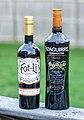 Catalan vermouth bottles Fot-Li and Yzaguirre.jpg