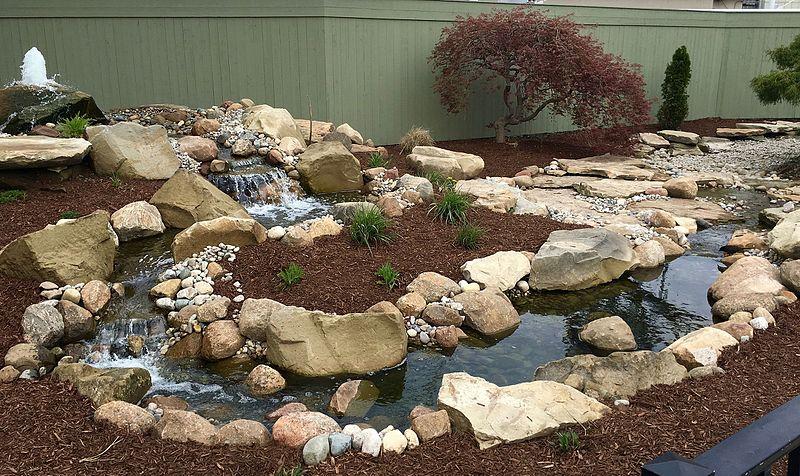 File:Cedar Point Russel J. Dickman garden (5306).jpg