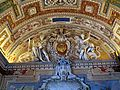Ceiling photo-43 Gregorivs XIII pon opt max anno VIII.JPG