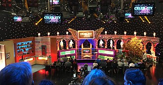 Celebrity Juice - Celebrity Juice set in 2018