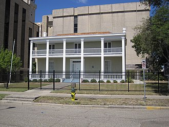 National Register of Historic Places listings in Nueces County, Texas - Image: Centennial House Corpus Christi Texas