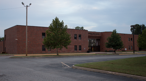 Central High School (Tulsa, Oklahoma) - Image: Central High School 05 Front Left 02