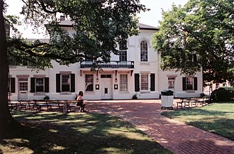 Centreville, Maryland - Queen Anne's County courthouse