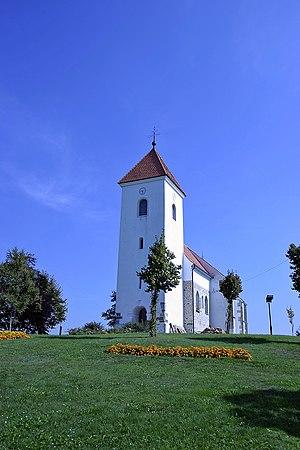 Gornji Petrovci - Holy Trinity Church