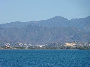 Cerro de Punta - Image: Cerro de Punta as seen from the Caja de Muertos, Ponce, Puerto Rico (DSC03691)
