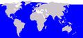 Cetacea range map Balaenoptera.png