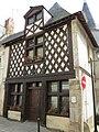 Château-Gontier 1 rue de la Harelle 2.JPG