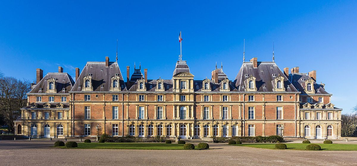 Chateau DEu Wikipedia