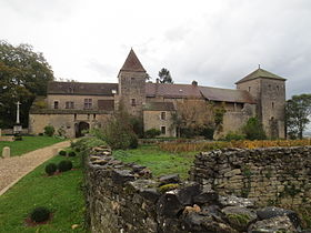 Image illustrative de l'article Château de Gevrey-Chambertin