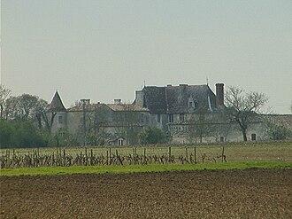 Arces - The Château of Théon.
