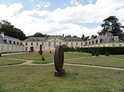 château des Ormes (1766-1769)