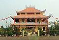 Chùa - Vĩnh tây 2, Núi sam châu đốc angiang - panoramio.jpg