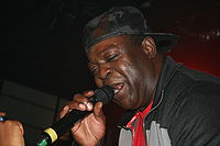 Chaka Demus and Pliers Stockholm 4th august 2009.JPG