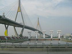 Chao Phraya Phra Pradaeng Mega Bridge 1.jpg