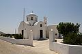 Chapel near Megalochori at the crater rim - Santorini - Greece - 01.jpg