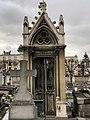 Chapelle Funéraire Famille Francey Villemer Violet Cimetière Ancien Vincennes 2.jpg