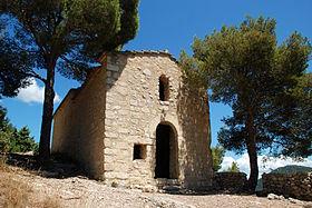 Image illustrative de l'article Chapelle Saint-Christophe de Lafare