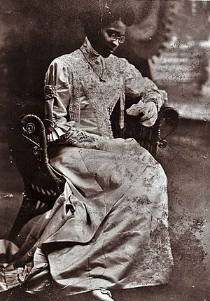 Charlotte Hawkins Brown