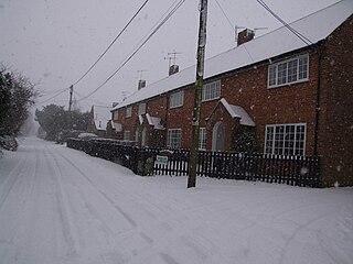 Charlton-All-Saints village in United Kingdom