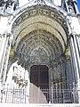 Chartres - cathédrale, transept sud (02).jpg