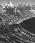 Chedotlothna Glacier, Mount Russell, August 8, 1957 (GLACIERS 5148).jpg