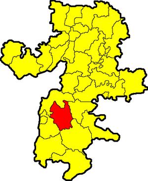 Nagaybaksky District - Image: Chelyabinskaya oblast Nagaybaksky rayon