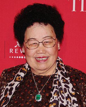 Chen Lihua - Chen Lihua in 2012