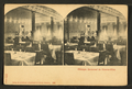 Chicago - Speisesaal im Victoria Hötel, from Robert N. Dennis collection of stereoscopic views.png