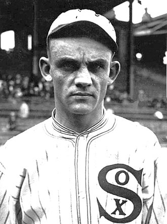 Black Sox Scandal - Chick Gandil, the mastermind of the scandal