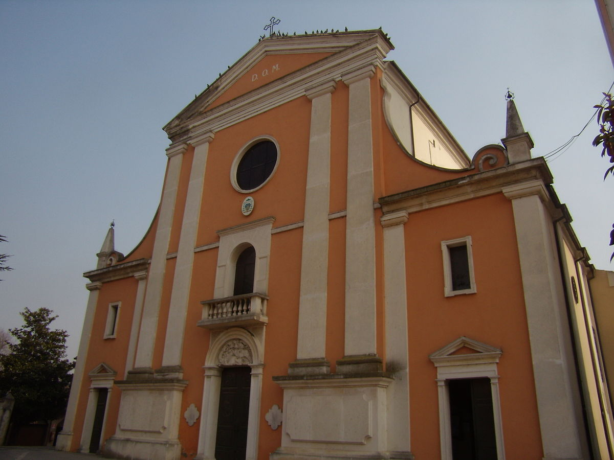 Bergantino wikipedia for Arco arredamenti san giorgio
