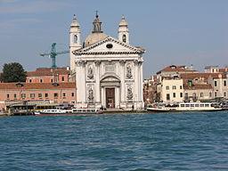 Chiesa Gesuati Venezia