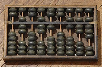Suanpan - Chinese Abacus