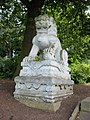 Chinese guardian lion, Kew Gardens.jpg