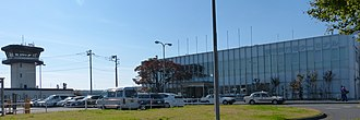 Chōfu Airport - Image: Chofu Airport