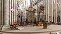 Choir with cathedra, Sens Cathedral, France-6956.jpg