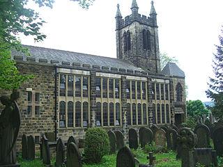 Christ Church, Fulwood, Sheffield Church in South Yorkshire, England