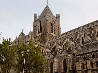 Church of Ireland - Christ Church Cathedral, Dublin