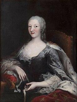 Princess Christine of Hesse-Rotenburg Princess of Carignano